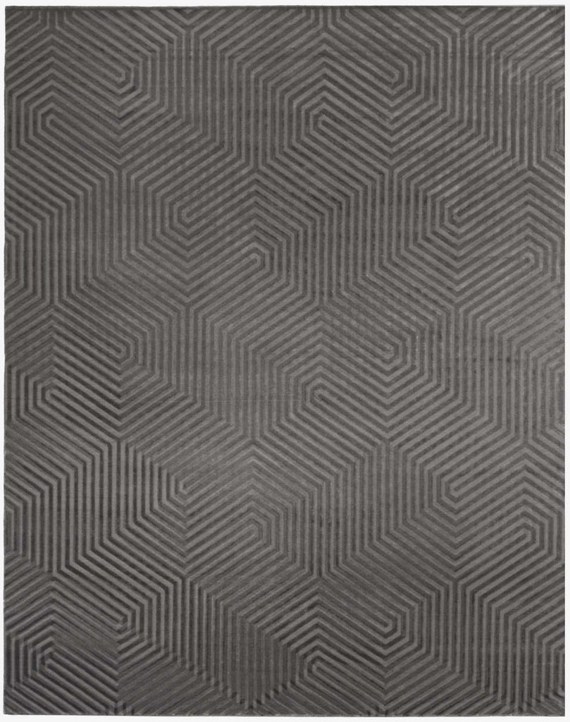 Circuit 8'X10' Grey Rug, Rug - Modern Resale