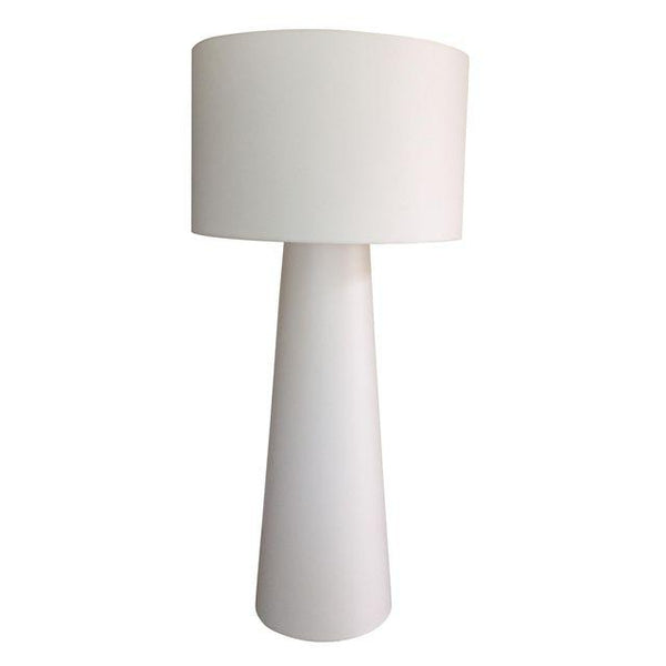 Cappellini Big Shadow White Floor Lamps by Marcel Wanders