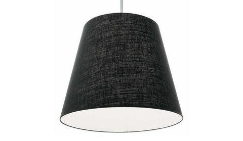 Pallucco Gilda Suspension Lamp | Black Shade over 50% below retail