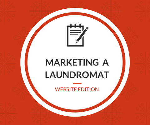 How to make a laundromat website