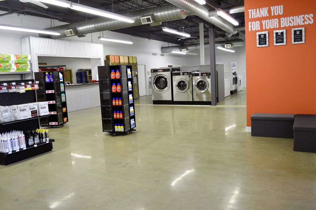 About Midwest Laundries Equipment Company In Chicago Il