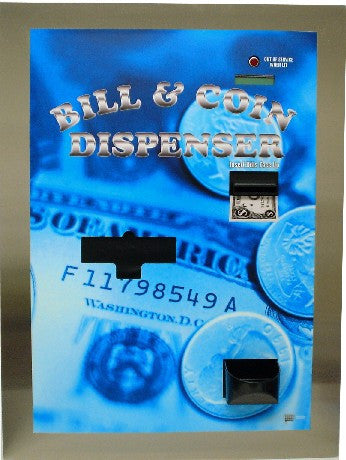 American Rear Load Bill Amp Coin Changer Ac7705 Midwest
