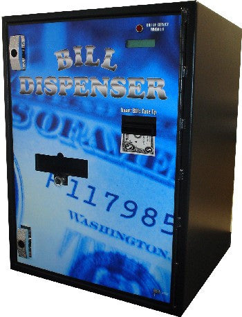 American Front Load Bill Dispenser Ac7712 Midwest