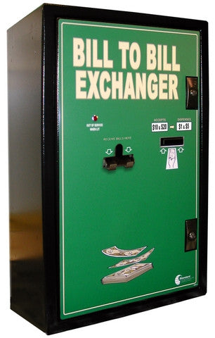 Standard Bill Exchanger Bx1040 Midwest Laundries Inc