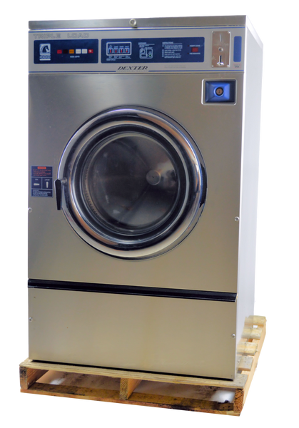 pre owned dexter t400 washer for sale midwest laundries inc. Black Bedroom Furniture Sets. Home Design Ideas
