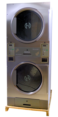 Used Laundromat Equipment Rebuilt Coin Operated Dryers