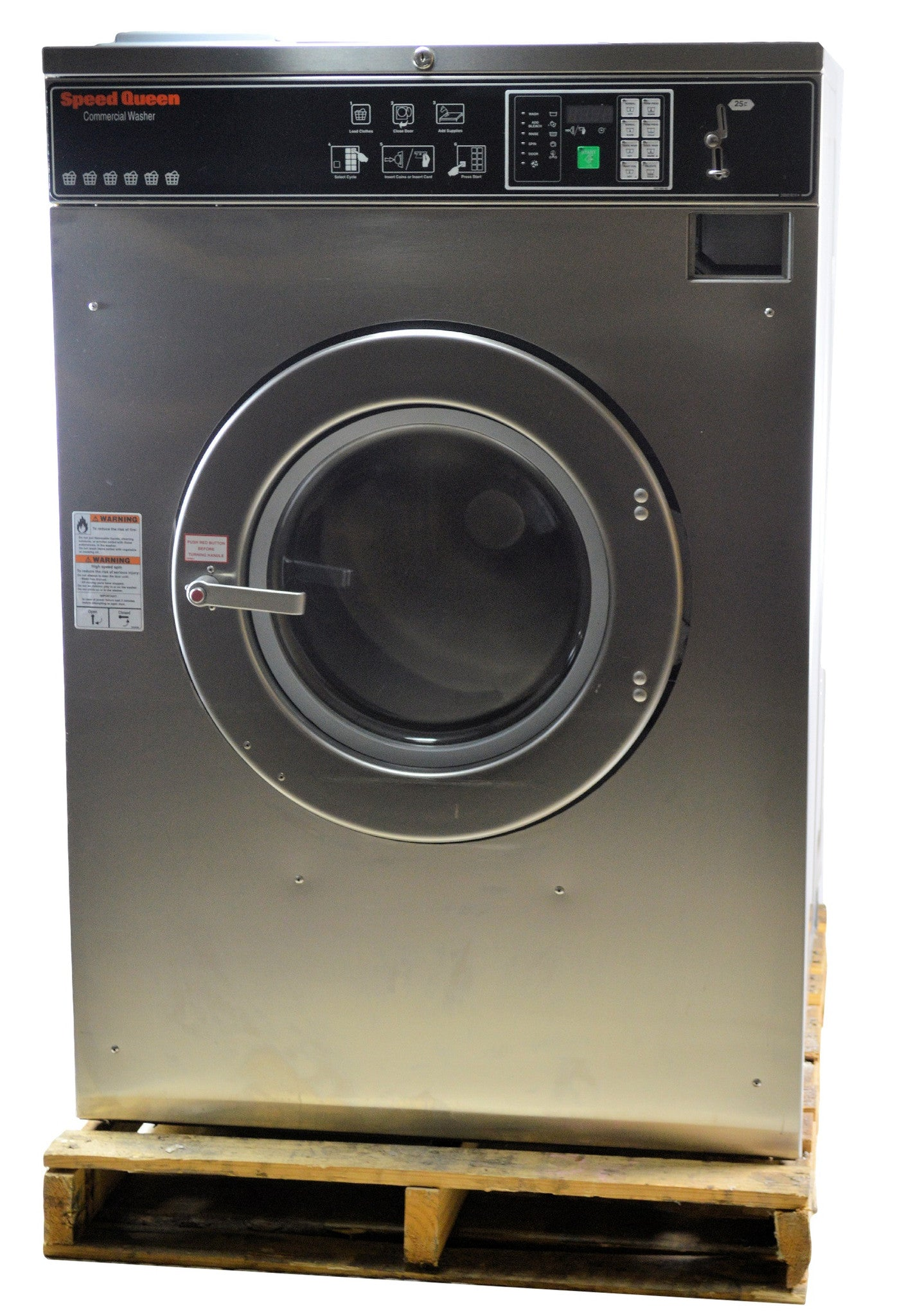 used speed queen sc60bc2 washer