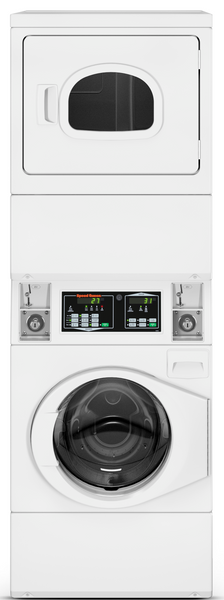 Speed Queen Stackable Washer Electric Dryer Combo