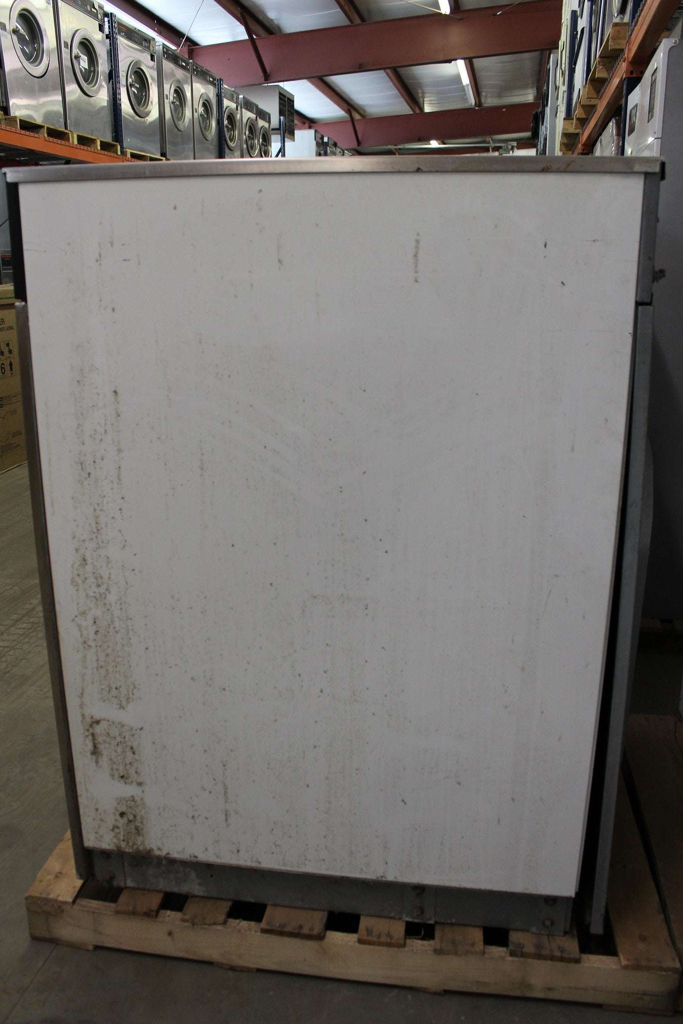 Wascomat W185 Emerald Series Midwest Laundries Inc