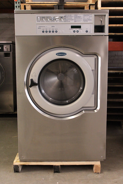 Used 55lb Wascomat E655 Coin Operated Washer Midwest