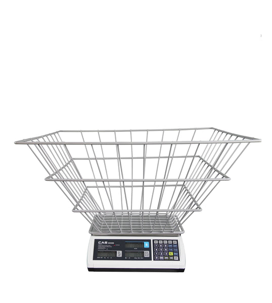 Rb50 50lb Digital Laundry Scale W Dual Display Midwest
