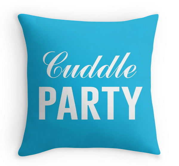 Cuddle Party - Decor Pillow (more colors)