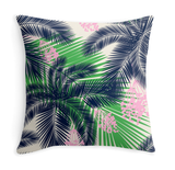 Palm pattern - Decor Pillow (more colors)