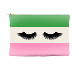 Tri Lashes - Travel Makeup Pouch
