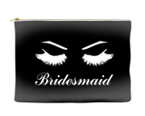 Bridesmaid - Accessory Pouch - Travel Bag - More Colors!