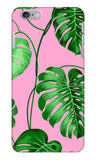 Plants on Pink Phone Case