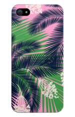 Palms on Pink Phone Case