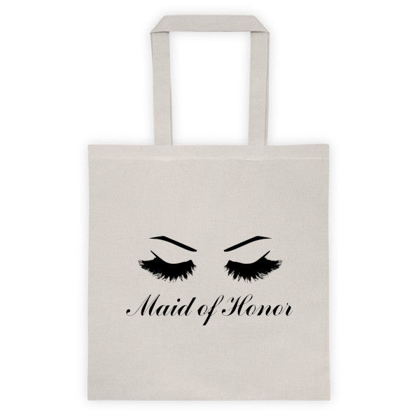 Pretty Maid of Honor Tote bag