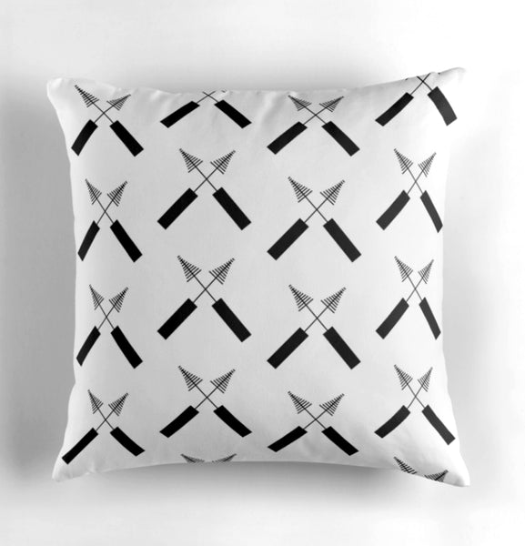 Shop Good Mascara Pattern - Custom Decor Pillow