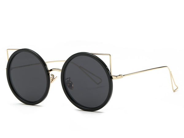 'Audrey' Vogue Sunglasses (More Colors)