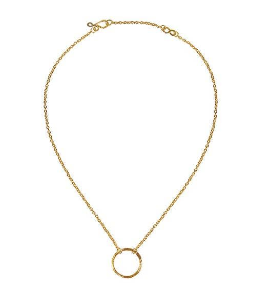 Unity Necklace: Gold