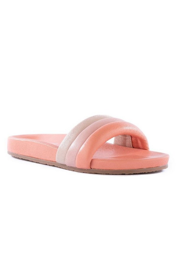 Pink Multi Low Key Slide