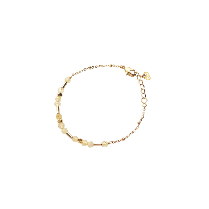 Shine Bracelet: Yellow