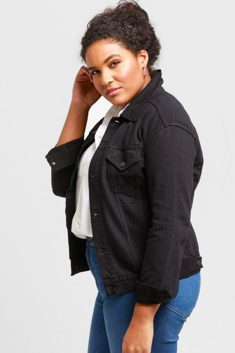 Minelia Denim Jacket