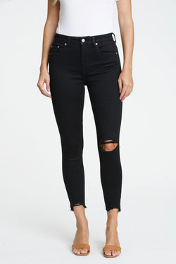 Aline Storm High Rise Skinny Crop