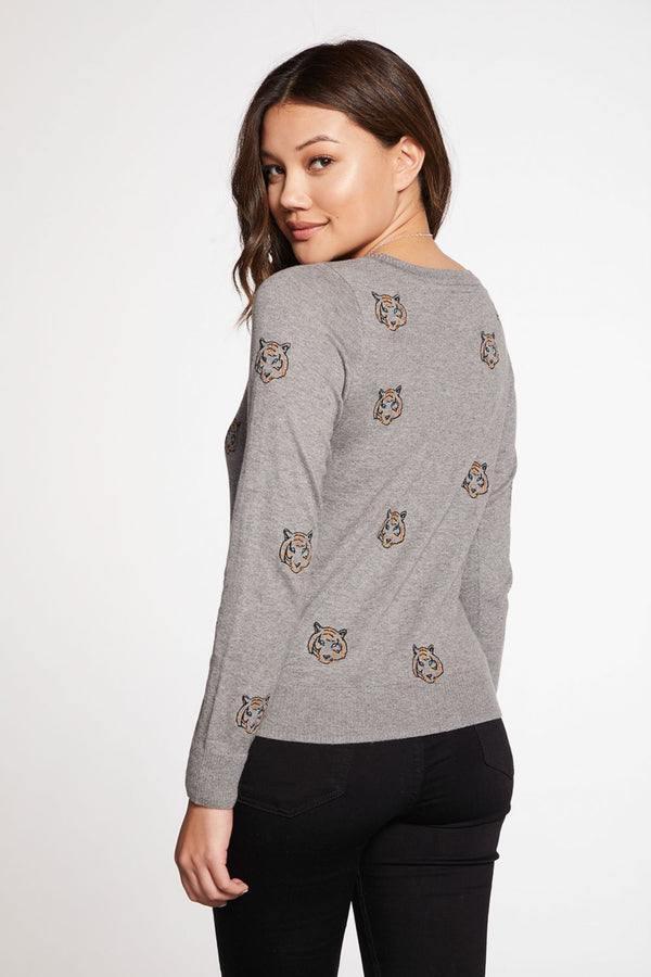 Tiny Tigers Pullover