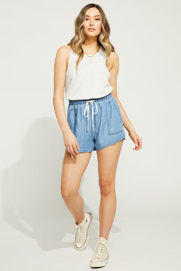 Berkeley Chambray Short