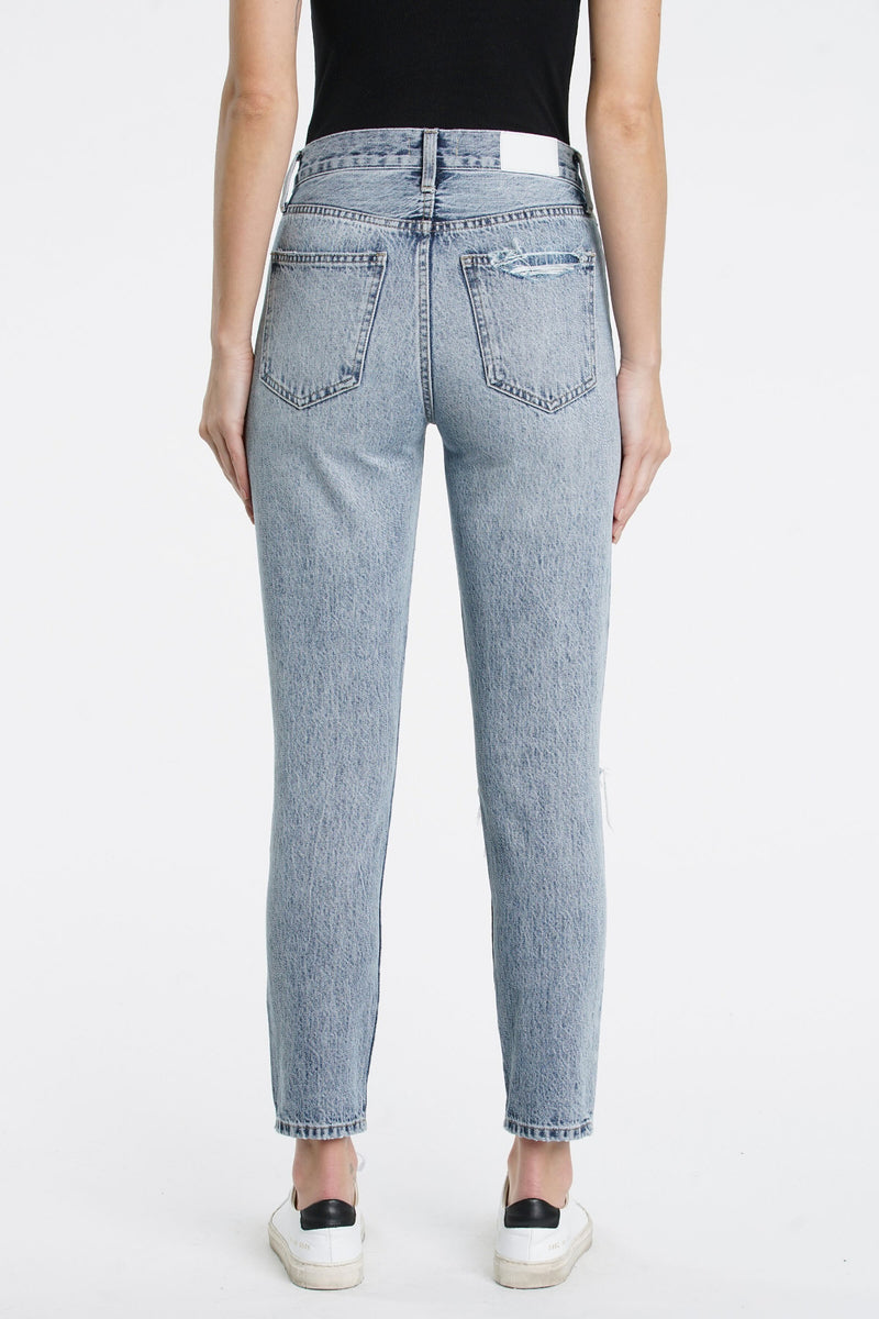 Nico Wanderer High Rise Mom Jean