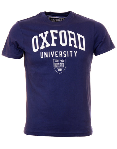 Image of a personalizable men's blue  t-shirt