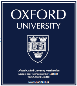 Officially Licensed Oxford University Women's Hoodie (Personalization Possible)