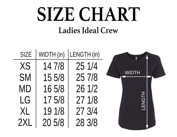"Ladies ""Dancers Turn Out Better"" Cotton/Poly Ideal Short Sleeve Tee"