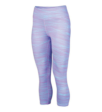 Ladies Hyperform Compression Capri