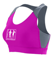 "Girls/Ladies ""Tracy's Dance & Tumbling"" All Sport Sports Bra"