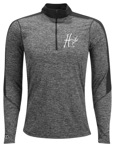"Adult ""Harvey's Grill & Bar"" Half-Zip Pullover"