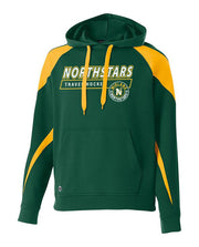 "Youth/Adult ""Midland Northstars"" Cotton/Polyester Prospect Pullover Hoodie"