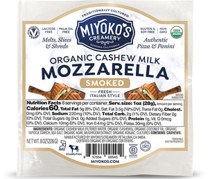 Smoked Vegan Mozzarella