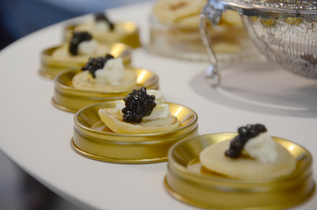 Caviar At Éthologie By Jasper Garvida, September 15th 2016
