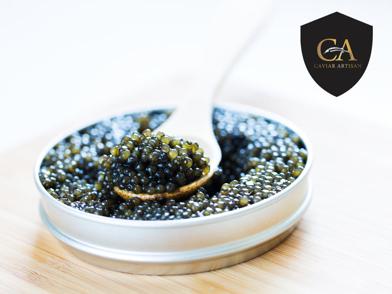 Imperial Oscietra Caviar | Buy Beluga Caviar at Caviar Artisan UK Suppliers