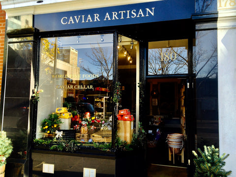 Caviar Artisan Notting Hill Gate | World Fine Foods & Caviar Cellar