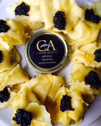 Caviar Delivery London | Buy Online UK Suppliers | Caviar Tasting At The BBC Good Food Show