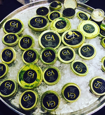 Caviar Delivery | Buy Online UK Suppliers | Caviar Tasting At The BBC Good Food Show London