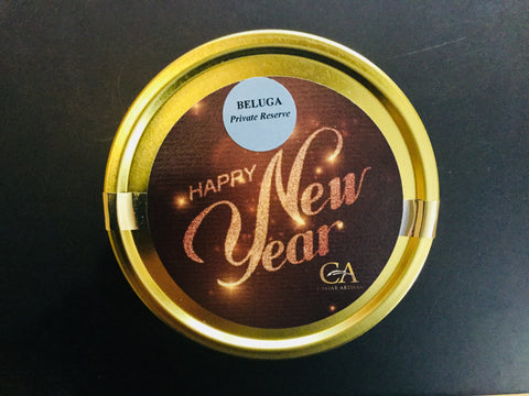 100g Imperial Beluga Caviar (000 grade) - New Year Edition
