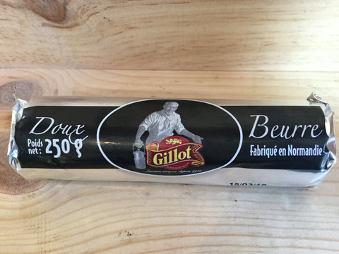Gillot Normandy Butter 250g