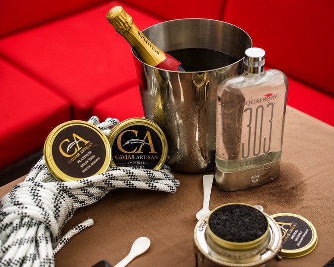 Caviar Buy Online UK At Caviar Artisan London Delivery