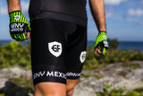 Mexico Bib Shorts Limited Edition White Logo
