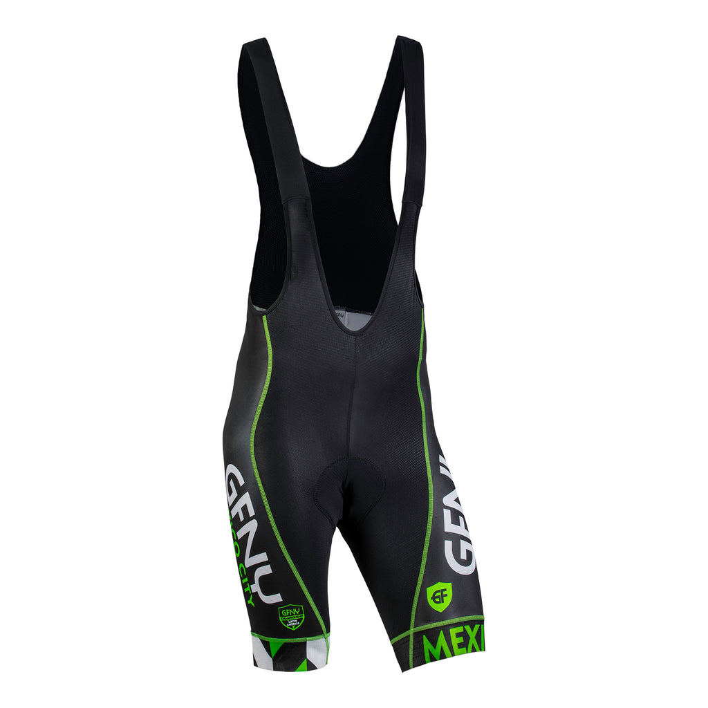 2017 GFNY Mexico City Bib Shorts